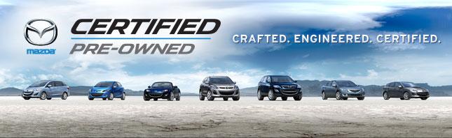 Mazda Certified Pre Owned >> Mazda Certified Pre Owned Cobourg Mazda Mazda