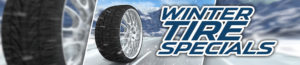 Winter Tire Specials at Cobourg Mazda
