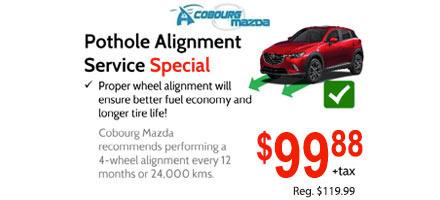 Pothole Alignment Service Special