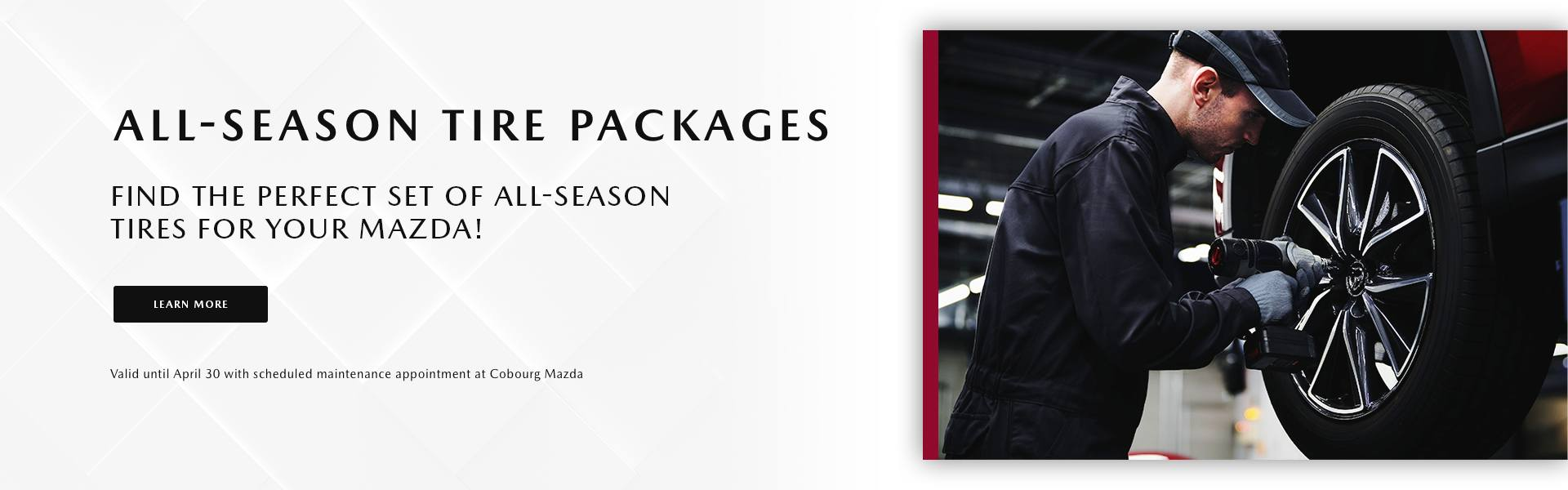 All Season Tire Package